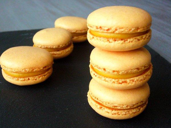 Macarons au potimarron