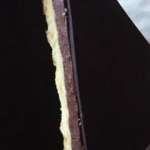 Tarte fine au chocolat