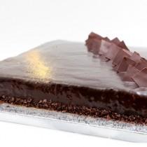 Entremet chocolat & vanille